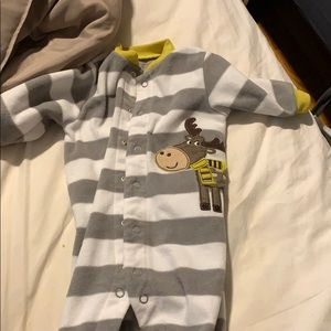 3 month old pajamas